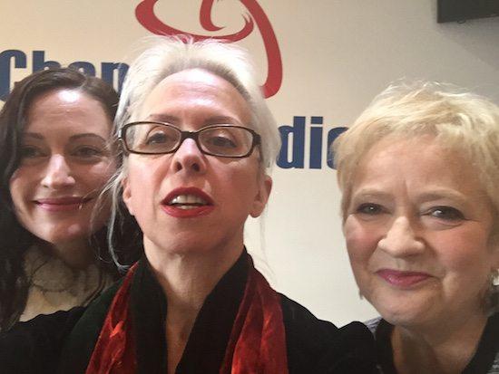 The Women In Business Radio Show - The Sales Episode Selfie