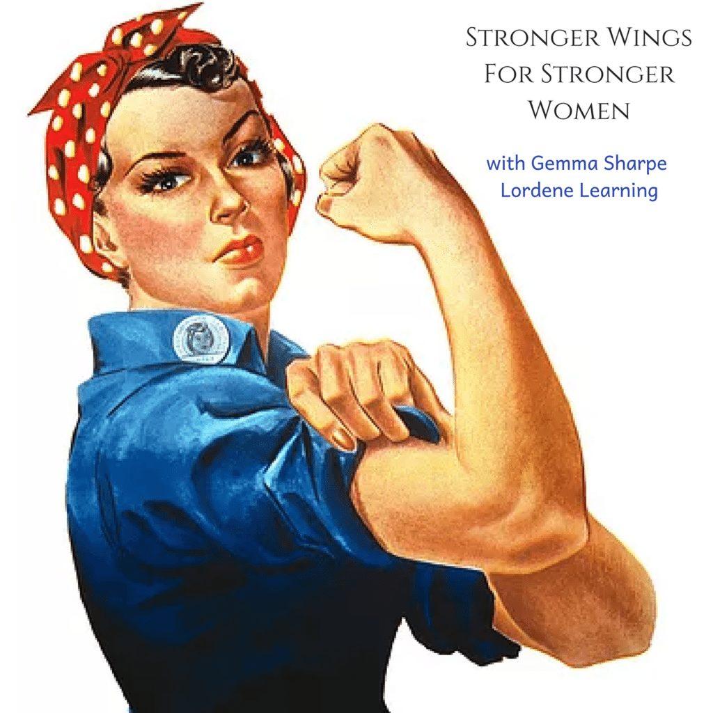 Stronger Wings For Stronger Women